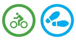 BikeWalk-Icon